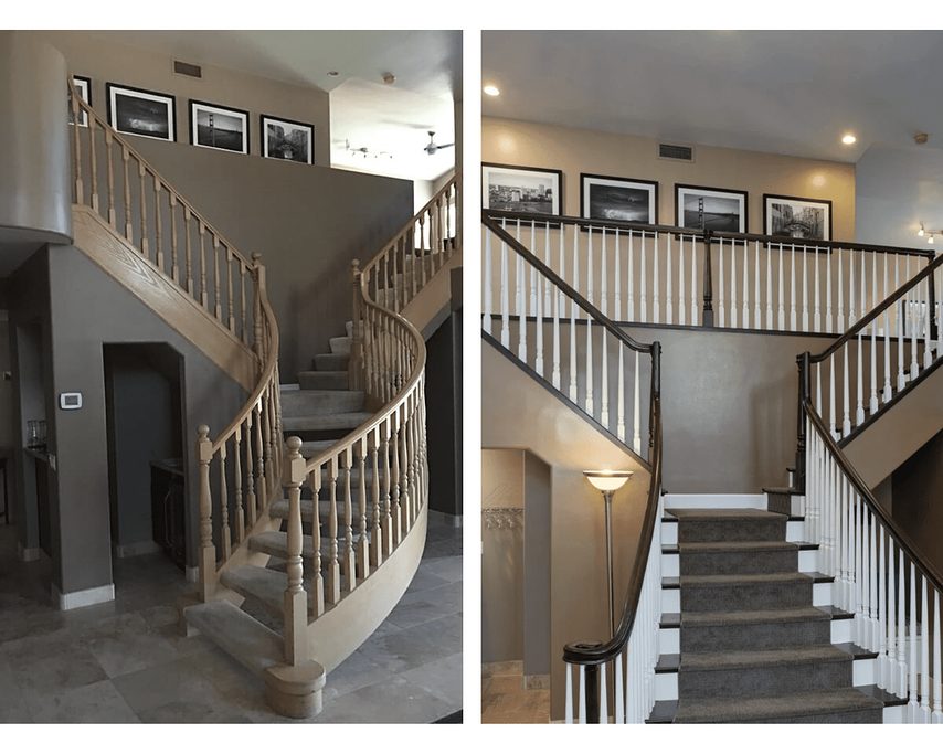 Before & After Staircase Remodel (3) (2)