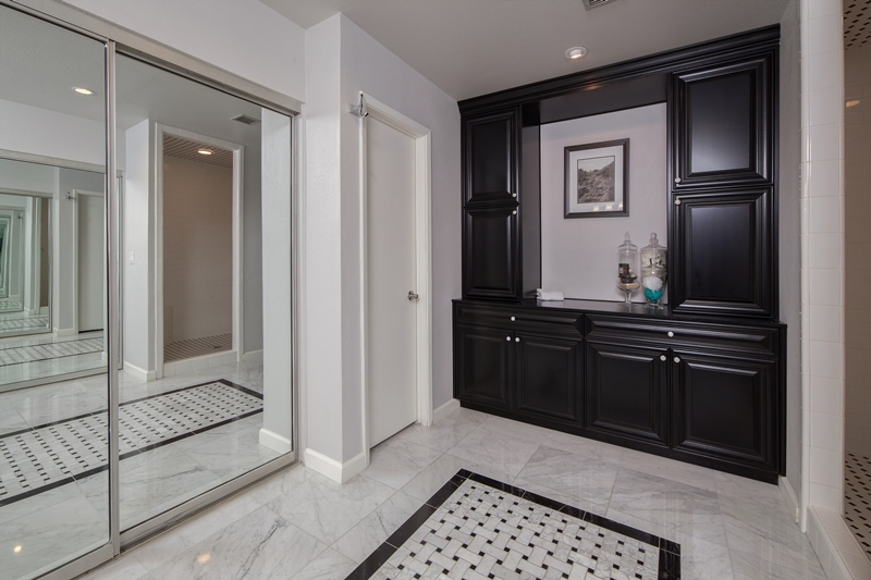 Scottsdale bathroom renovation by design/build interior design & remodeling contractor