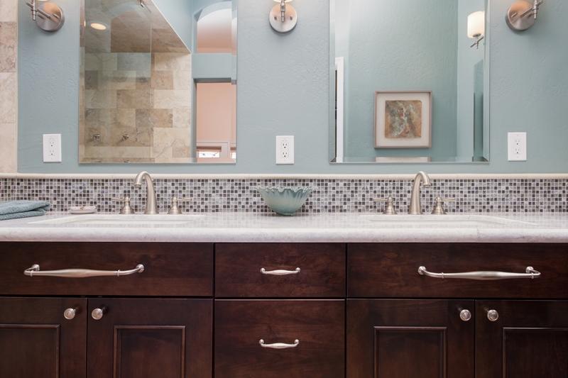 Spa-like bathroom remodeling phoenix, az