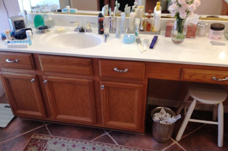 Bathroom remodeling phoenix, az with granite countertops