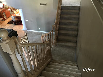 Staircase Remodeling in PHX