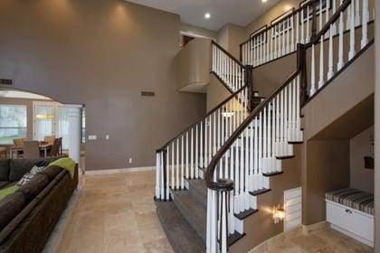 Phoenix Remodel Contractor Stairs
