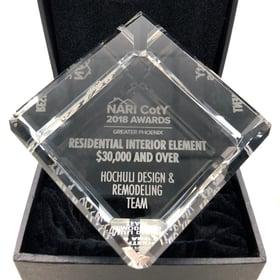 Phoenix Remodeling Contractor Award
