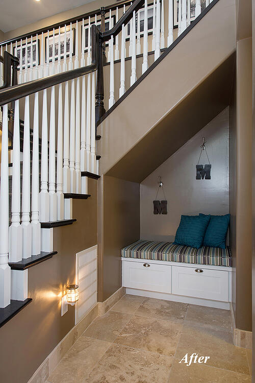 Phoenix Staircase Remodel