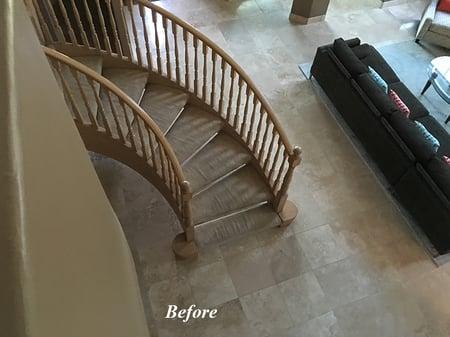 Phoenix Stairway Remodel Pictures