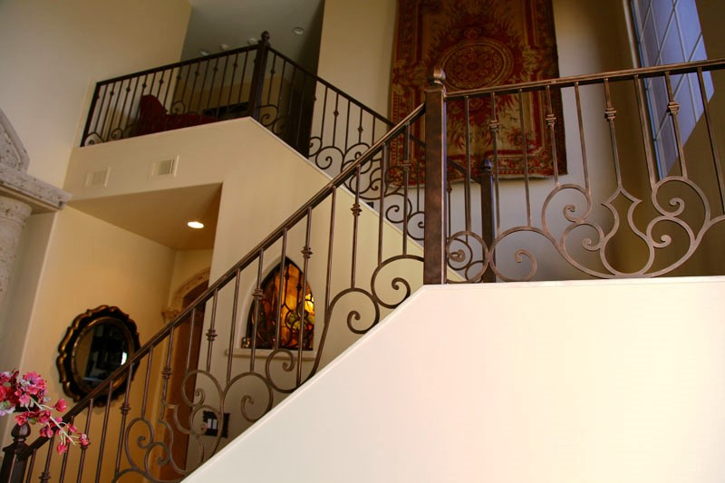 home remodeling phoenix az climate controlled wine cellar under stairway