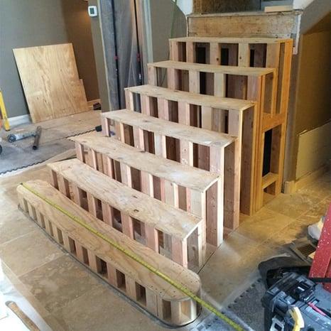 Phoenix stairway reconstruction contractor