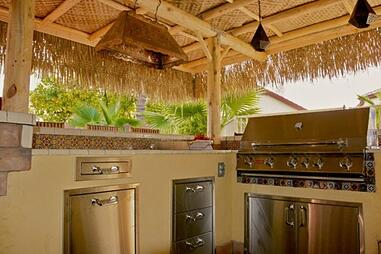 Outdoor Kitchen in Chandler, AZ