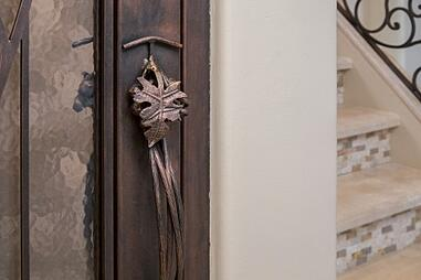 Custom Iron Door Pull