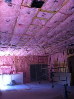 Addition insulation