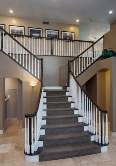 phoenix stair remodel contractor pictures