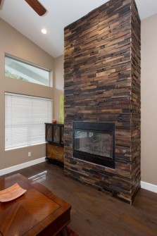 phoenix remodel contractor fireplace