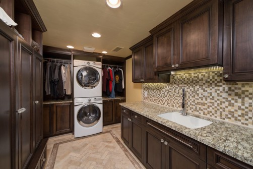 Custom Laundry and Mud Room in Phoenix, AZ