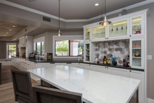 Custom kitchen remodel contractor