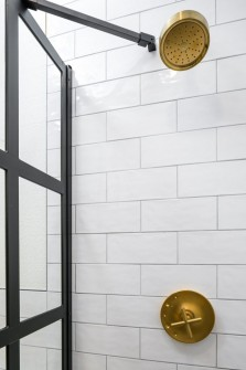 Scottsdale Bathroom Remodeling with Gold finishes