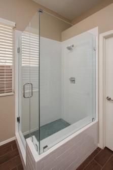 chandler, arizona shower remodel