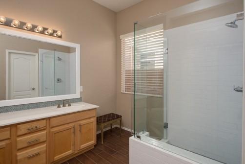 Shower Remodel in Chandler
