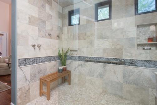 spa-like shower in phoenix arizona