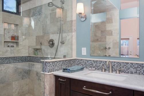 spa-like master bathroom remodeling in phoenix, az
