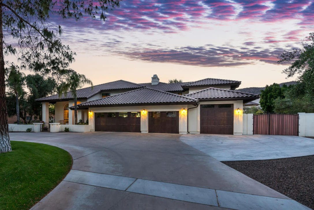 2 story addition in Phoenix