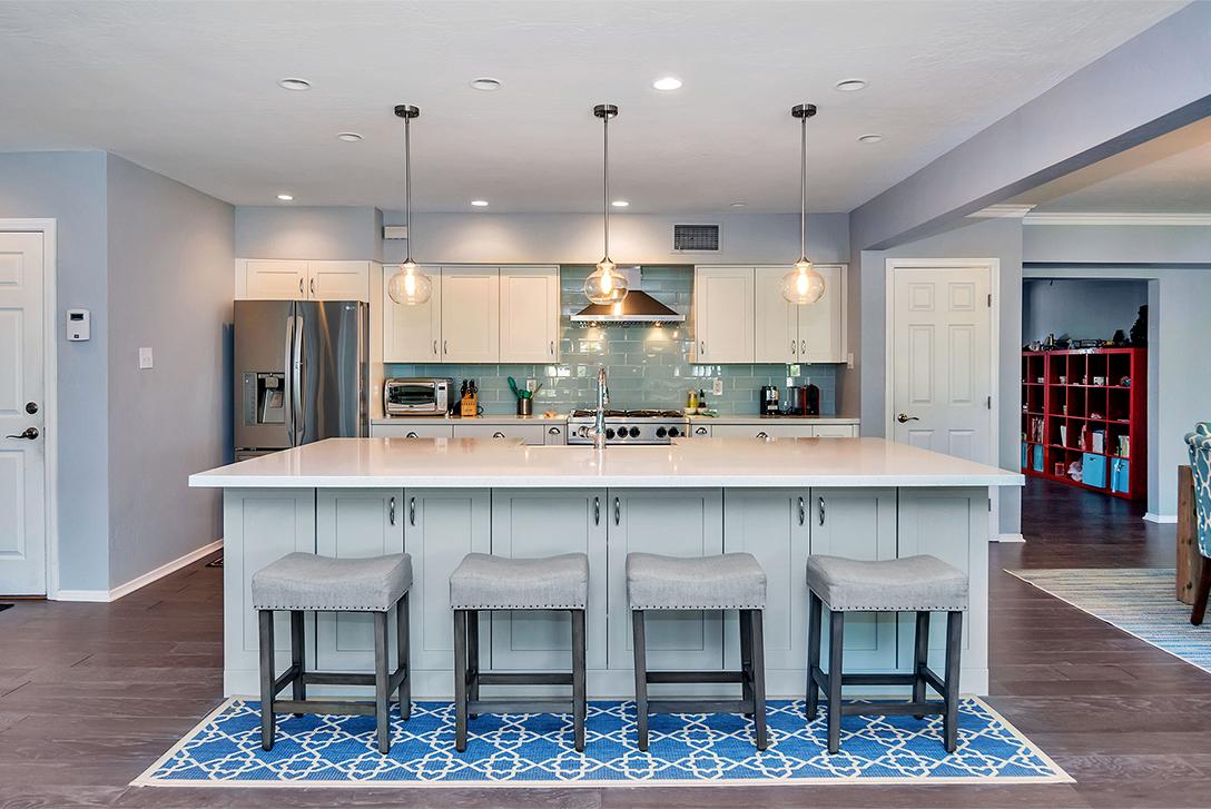 Arcadia Design Build Kitchen Remodel-2