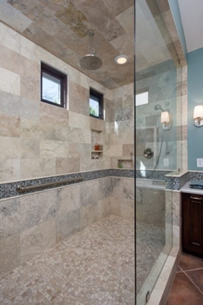Spotlight Spa-like Master Bathroom Remodel