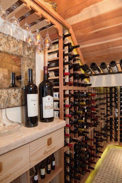 Spotlight Award Winning Wine Cellar