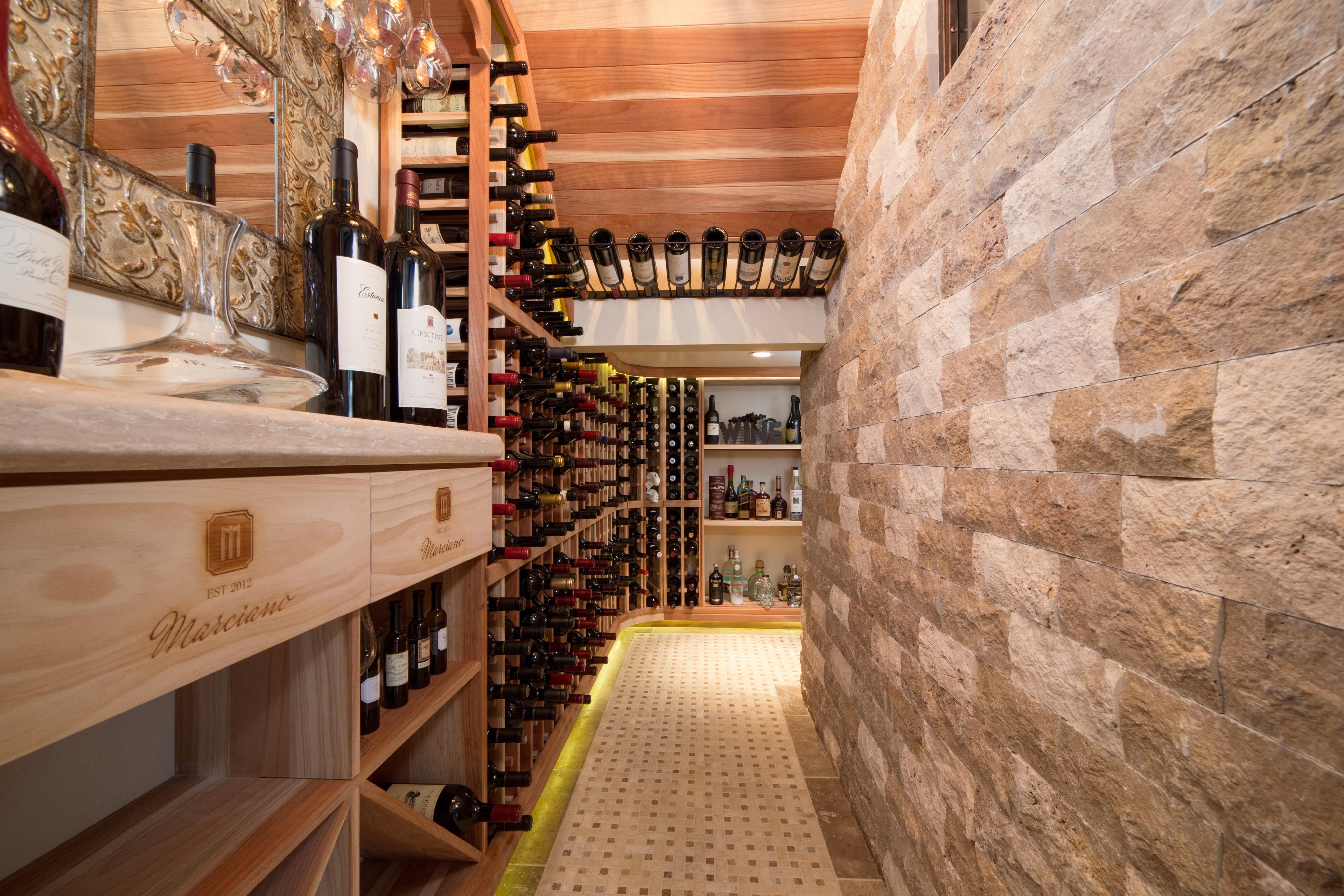wine cellar contractor in phoenix
